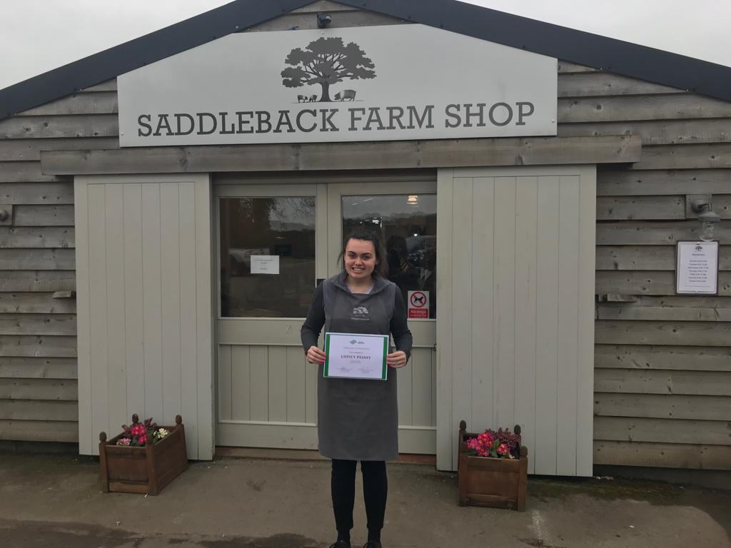 March Apprentice of the Month - March