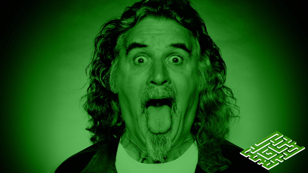 Billy Connolly Apprentice
